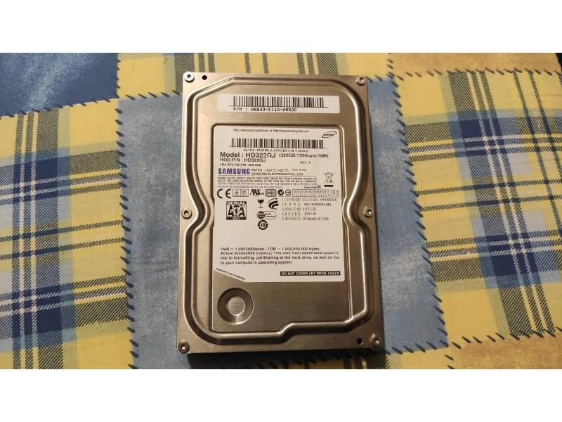Жесткий диск Samsung 320 Гб HD322GJ SATA №668x