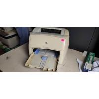 Принтер HP LaserJet 1000 №3х