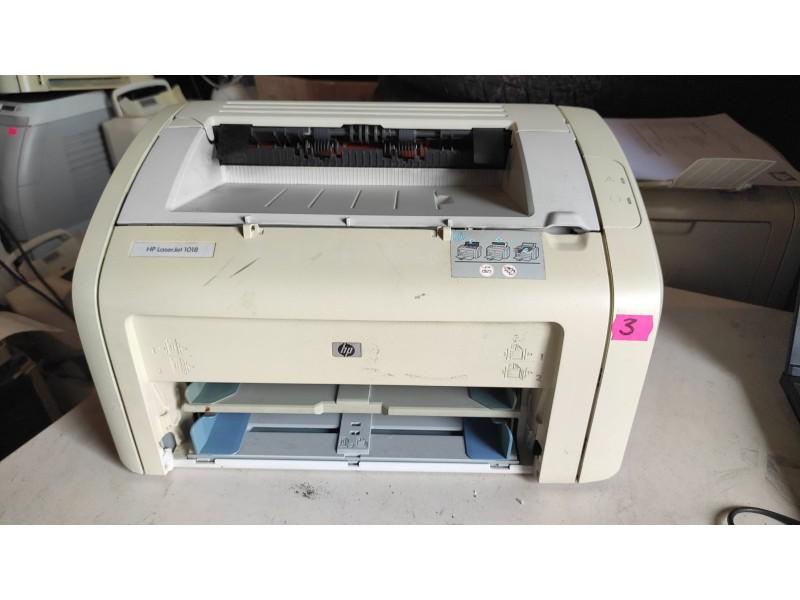 Принтер HP LaserJet 1018 №3