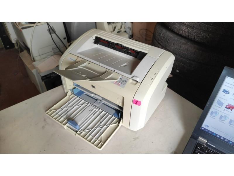 Принтер HP LaserJet 1018 №5