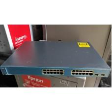 Коммутатор Cisco Catalyst WS-C3560-24TS-S