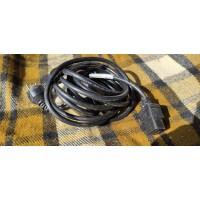Силовой фирменный оригинальный кабель питания C19