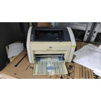 Принтер HP LaserJet 1022n №75