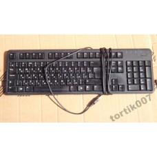 Клавиатура DELL USB KB212-B