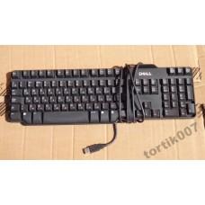 Клавиатура DELL USB RT7D50 заменен ENTER