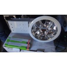 Потолочный светильник Brilum 8034F c лампами